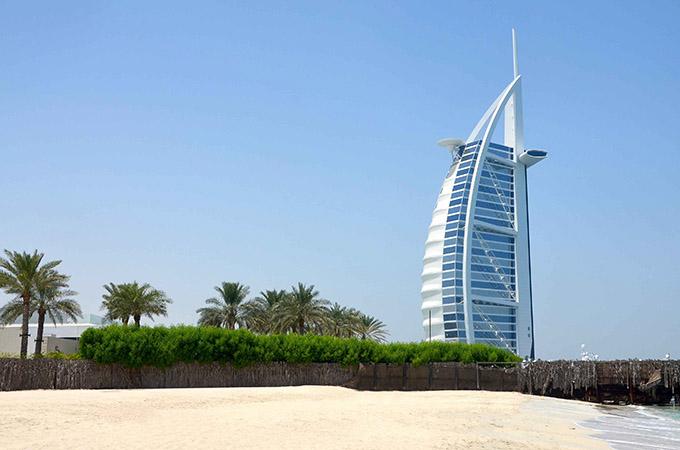 Dubaj Burj Al Arab