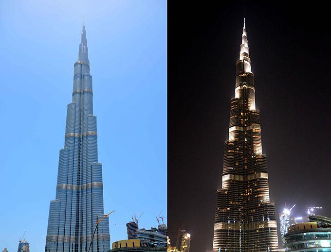 Dubaj Burj Chalifa