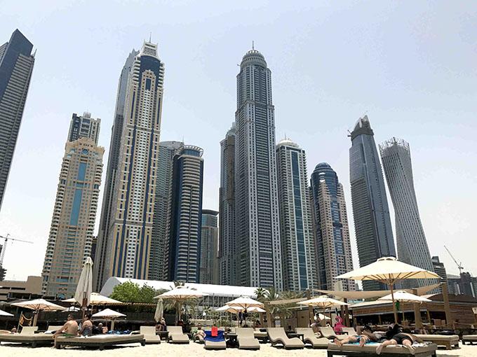 Dubaj Barasti