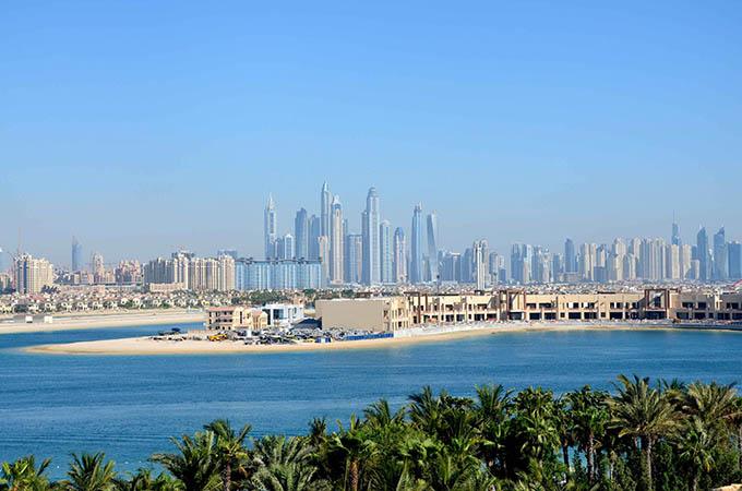 Dubaj Palma