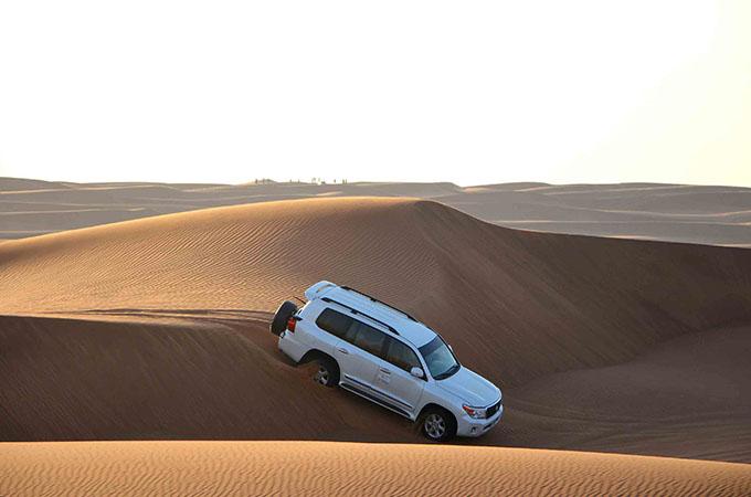 Dubaj Dune Bashing