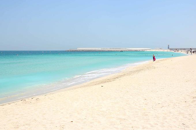 Dubaj plaże