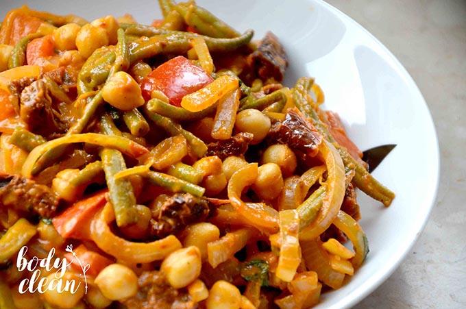 Curry wegańskie bezglutenowe