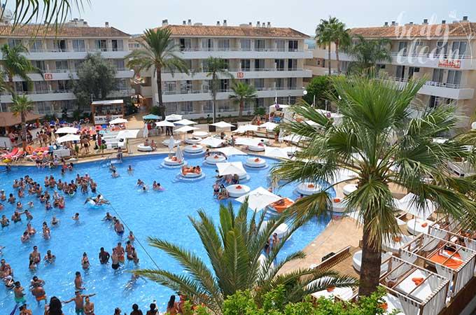 Hotel BH Mallorca Majorka Magaluf