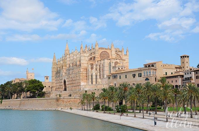 Katedra La Seu Palma Majorka
