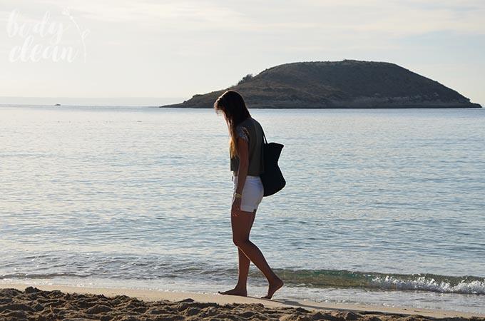 Magaluf Beach Plaża Majorka