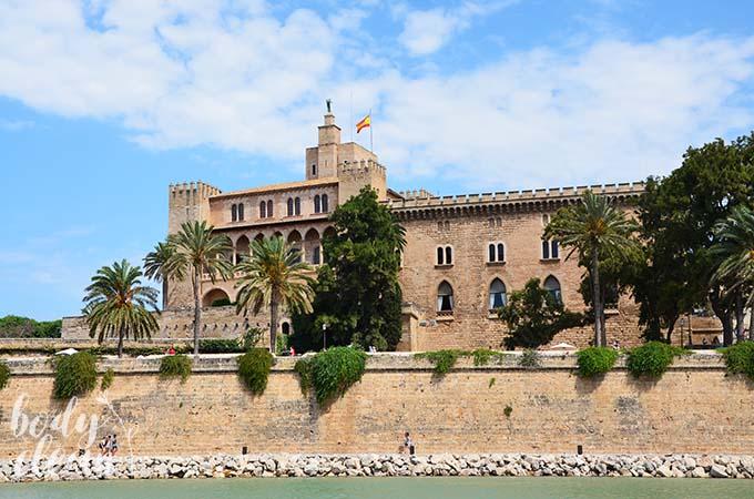 Pałac La Almudaina Palma de Mallorca