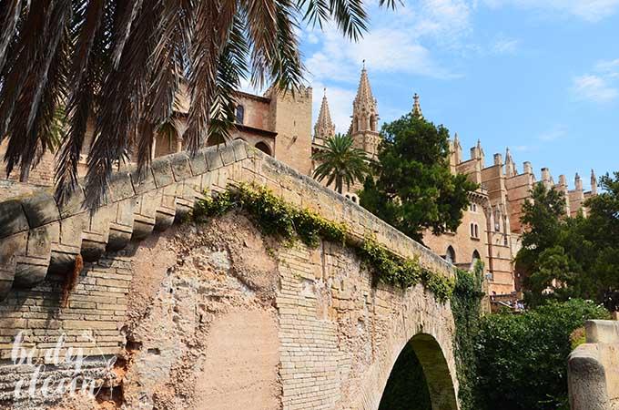 Palac La Almudaina Palma de Mallorca