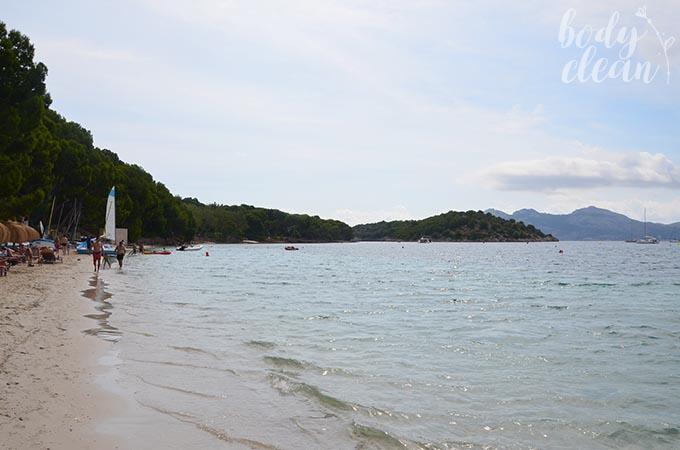 Playa de Formentor Majorka