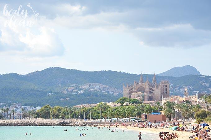 Plaża Palma de Mallorca