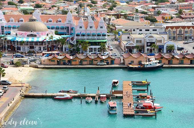 Karaiby Aruba