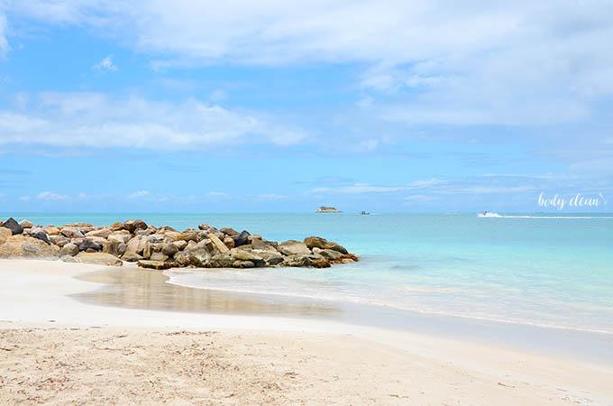 Karaiby Antigua Dickenson Bay