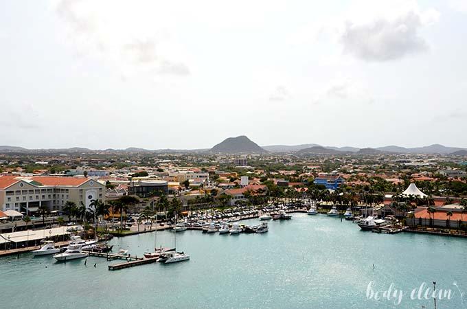 Karaiby Oranjestad Aruba
