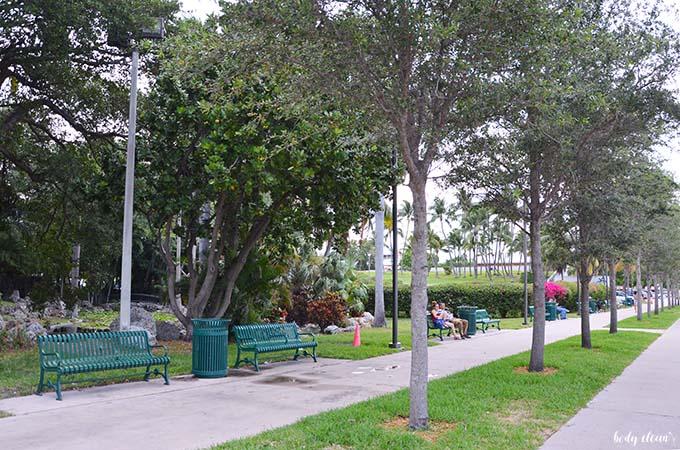 Bayfront Park Miami wakacje