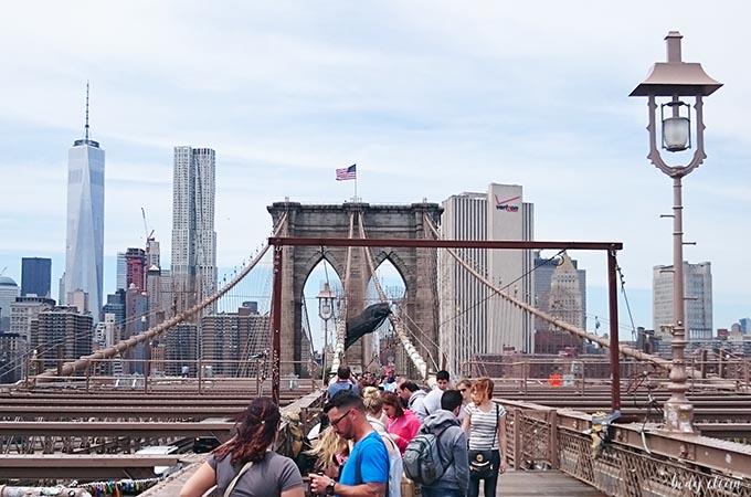 Nowy Jork co warto zobaczyć most brookliński