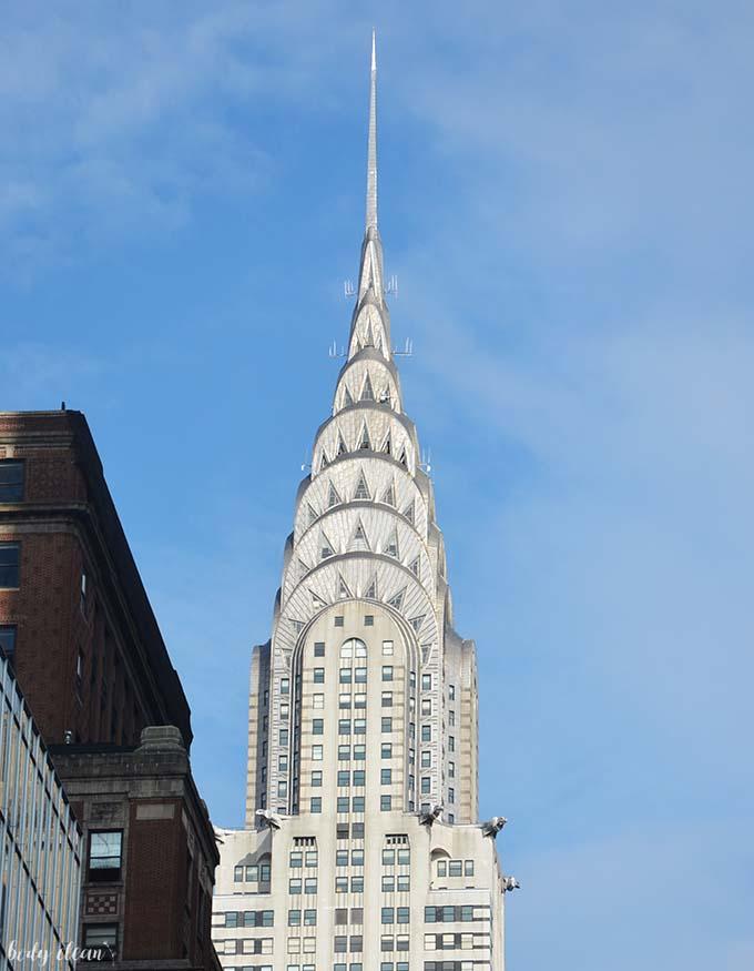 Nowy Jork co warto zobaczyć Chrysler Building