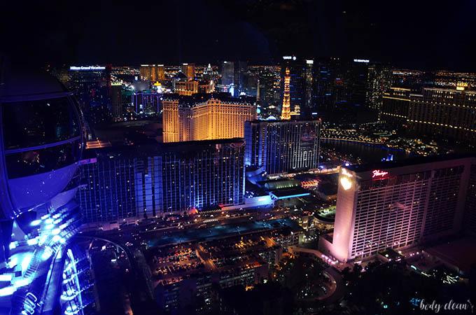 Las Vegas zwiedzanie High Roller