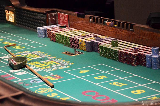 Las Vegas zwiedzanie kasyna