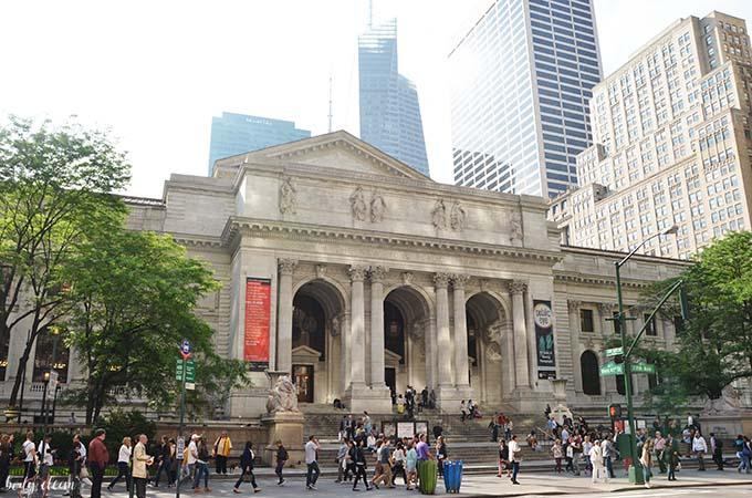 Nowy Jork co warto zobaczyć Biblioteka