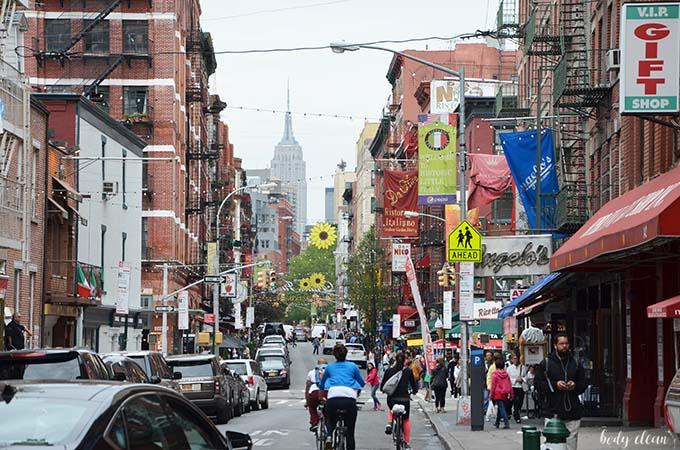 Nowy Jork co warto zobaczyć Little Italy