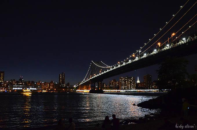 Nowy Jork co warto zobaczyć Manhattan Bridge