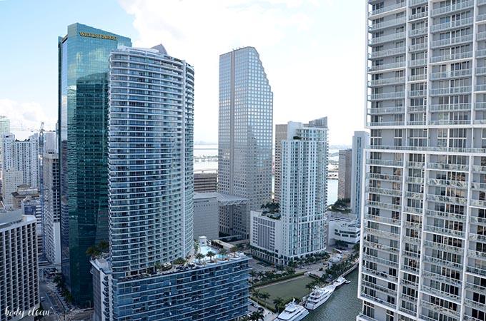 Miami wakacje Miami Downtown