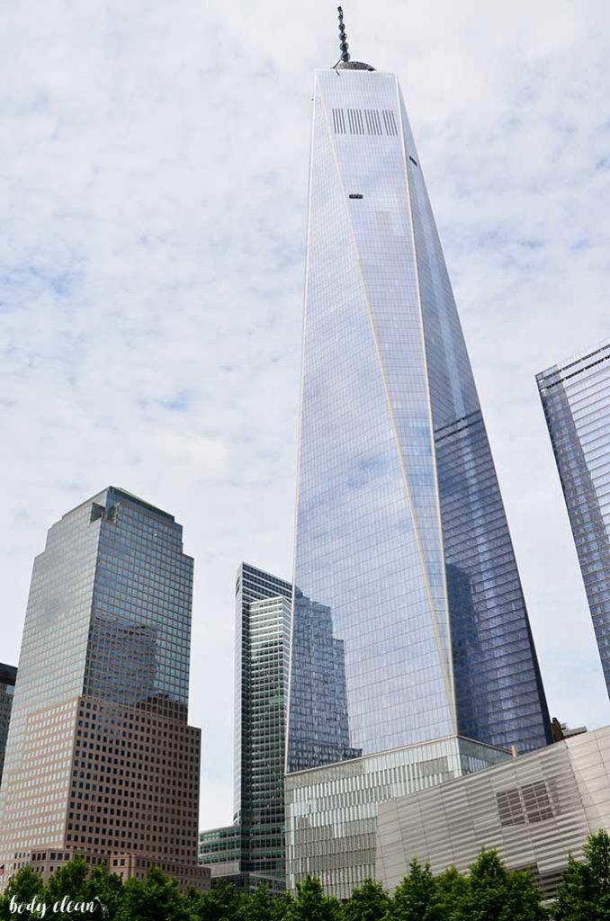 Nowy Jork co warto zobaczyć One World Trade Center
