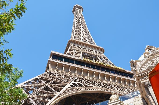 Las Vegas zwiedzanie Paris Hotel
