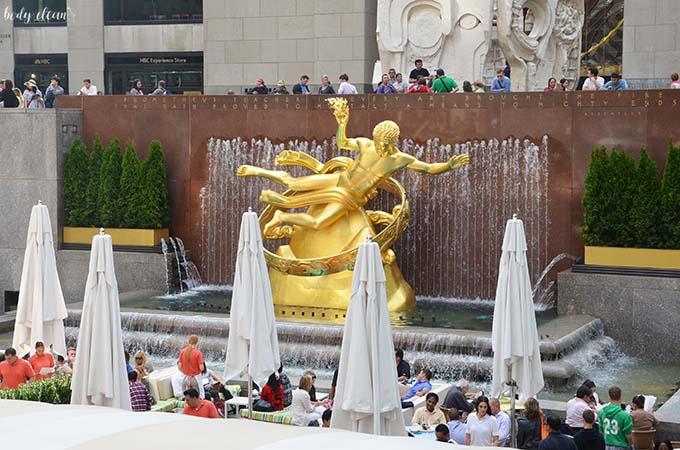 Nowy Jork co warto zobaczyć Rockefeller Center