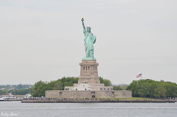 Nowy Jork co warto zobaczyć Statua Wolności