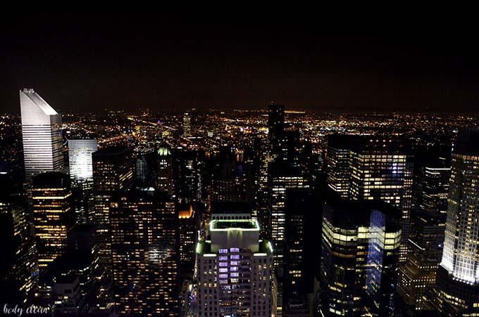 Nowy Jork co warto zobaczyć Top of the Rock