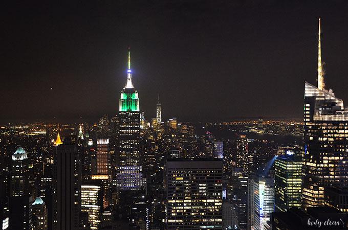 Nowy Jork co warto zobaczyć Manhattan Top of the Rock