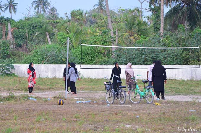 Malediwy wakacje Hanimaadhoo