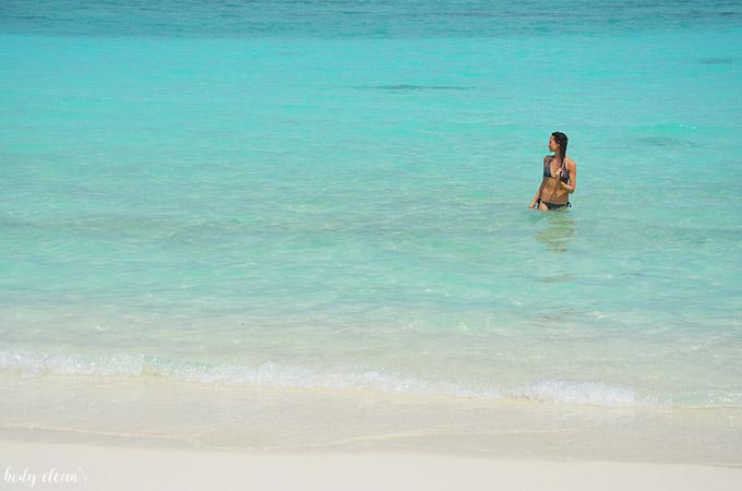 Malediwy wakacje Hanimaadhoo ocean indyjski