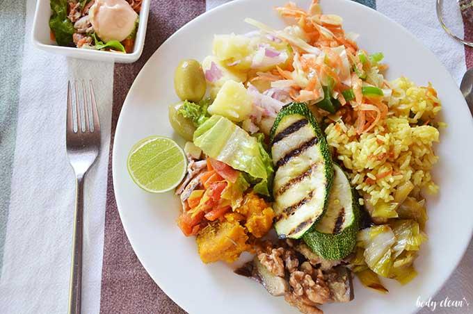 Malediwy jedzenie