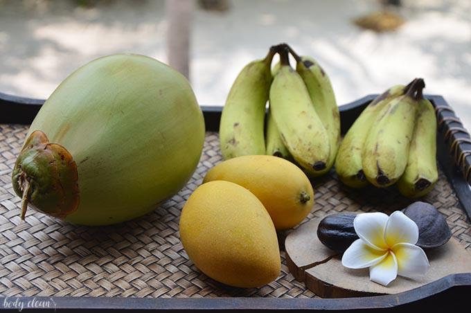 Malediwy owoce
