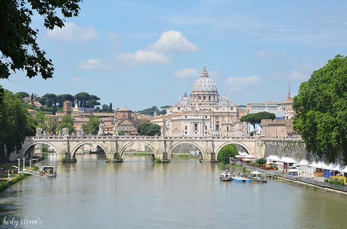 Rzym Tyber