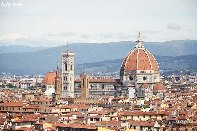 Florencja Toskania najpiękniejsze miejsca