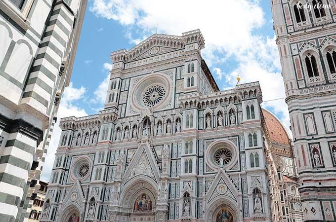 Duomo Florencja Toskania najpiękniejsze miejsca