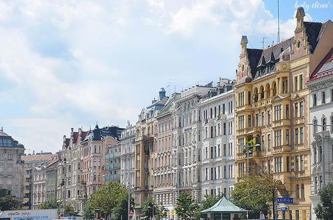 Wiedeń co warto zobaczyć Naschmarkt