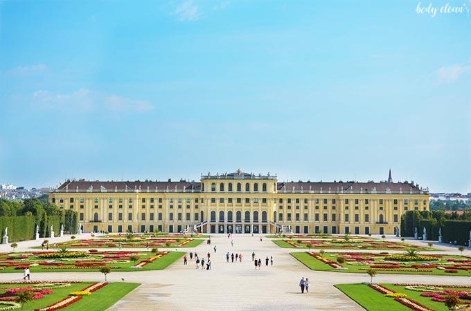 Wiedeń co warto zobaczyć Schonbrunn