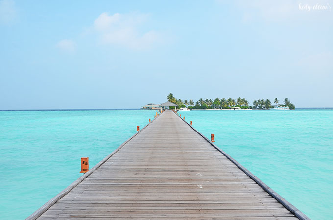 Malediwy plaza