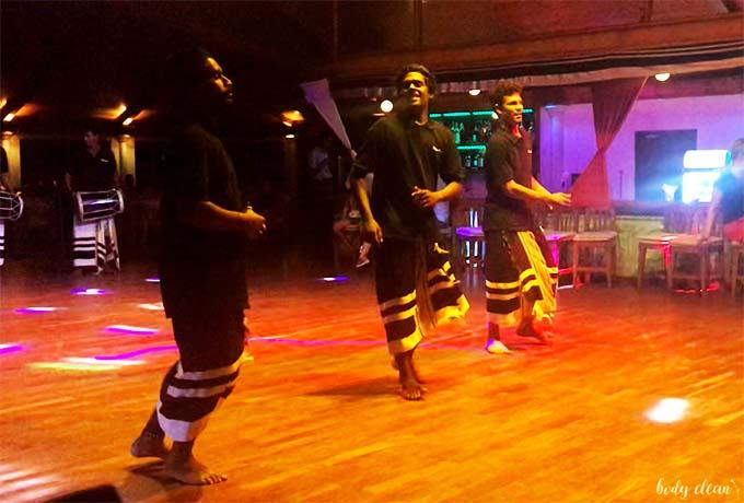 Malediwy tradycyjny taniec
