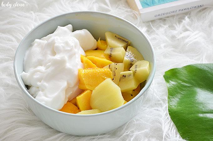 jogurt kokosowy