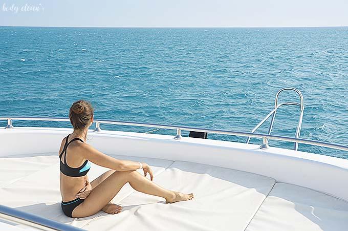 egipt Sataya jacht