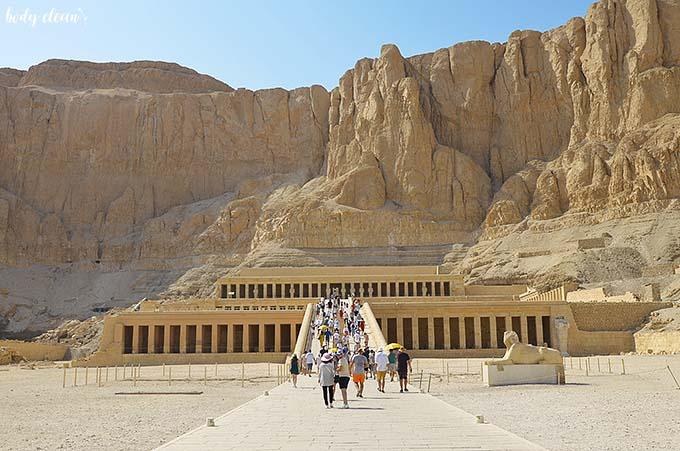 świątynia hatszepsut